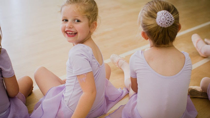 Pre-School, Pre-Primary in Dance, Primary in Dance
