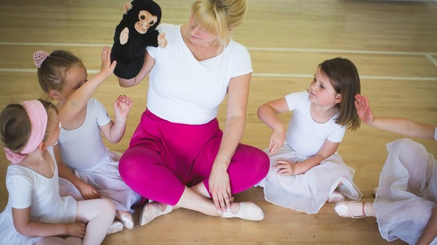 Pre-School, Pre-Primary in Dance, Primary in Dance