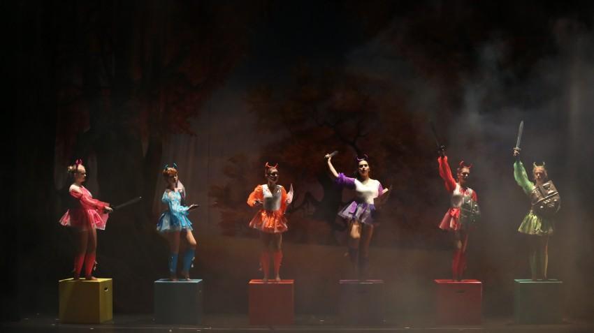 The Centre Stage Bi-Annual Show