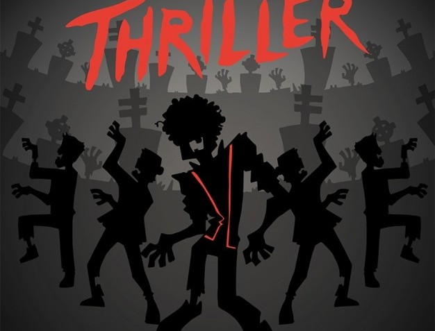BRING A FRIEND 'THRILLER' DAY – SATURDAY 5TH NOVEMBER